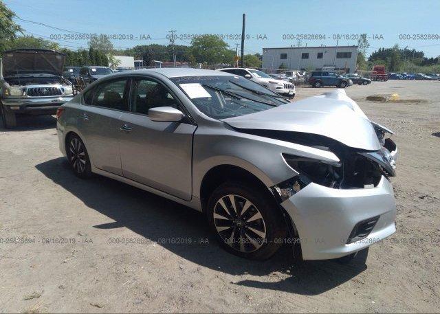 Inventory #830722245 2017 Nissan ALTIMA