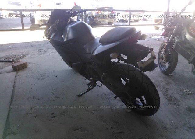 2008 Kawasaki EX250 - JKAEXMJ158DA09519