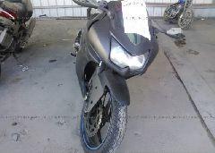 2008 Kawasaki EX250 - JKAEXMJ158DA09519 close up View