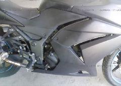 2008 Kawasaki EX250 - JKAEXMJ158DA09519 front view