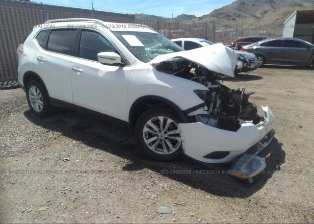 Inventory #589691027 2016 Nissan ROGUE