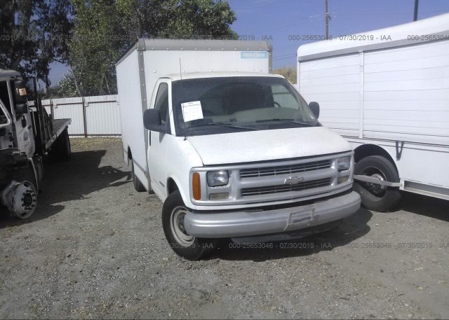 Inventory #950710356 2000 CHEVROLET EXPRESS G3500