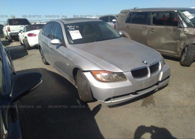 Inventory #738118095 2006 BMW 325