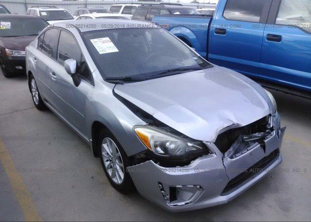 Inventory #642491696 2012 Subaru IMPREZA