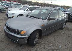 2005 BMW 325 - WBAEU33435PR18315 Right View