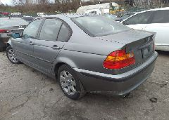 2005 BMW 325 - WBAEU33435PR18315 [Angle] View