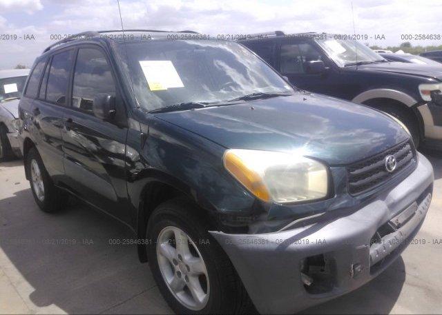 Inventory #385906604 2001 Toyota RAV4