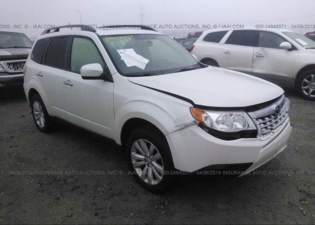 Inventory #254190628 2012 Subaru FORESTER