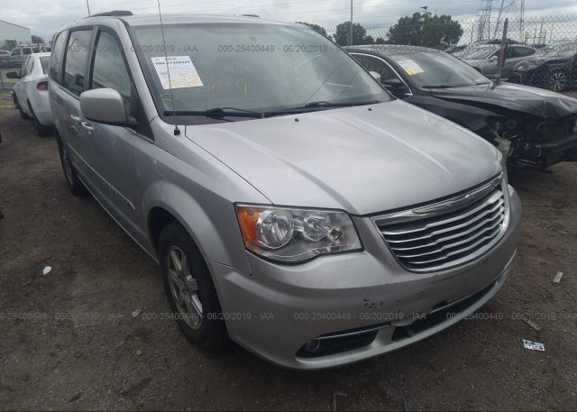 Inventory #326471969 2012 Chrysler TOWN & COUNTRY