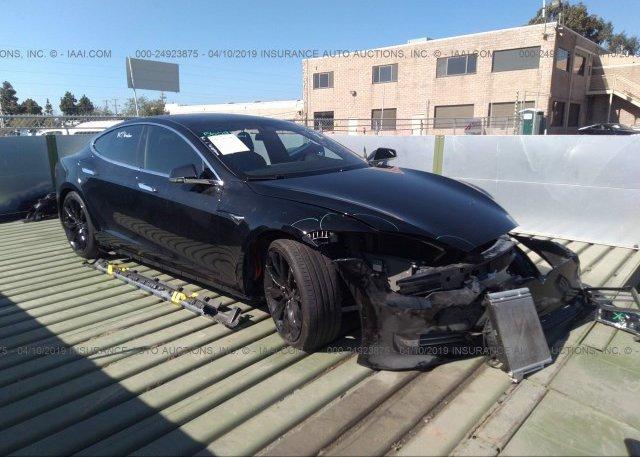 Inventory #329215137 2017 Tesla MODEL S