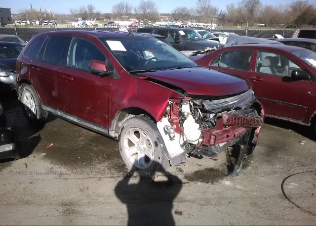 Inventory #245127705 2013 FORD EDGE