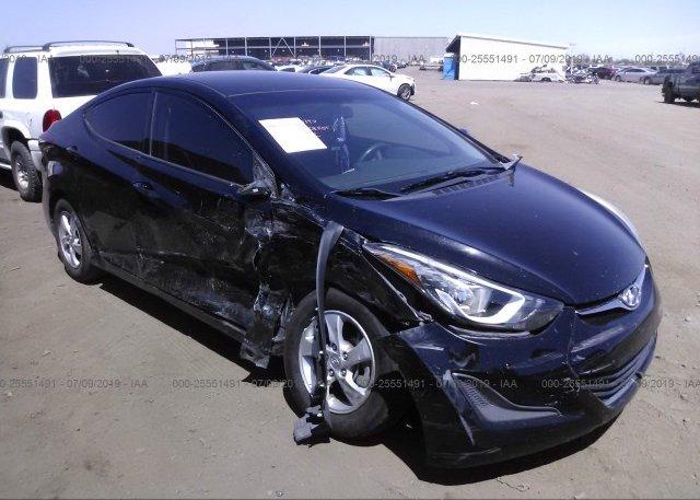 Inventory #625553293 2014 Hyundai ELANTRA