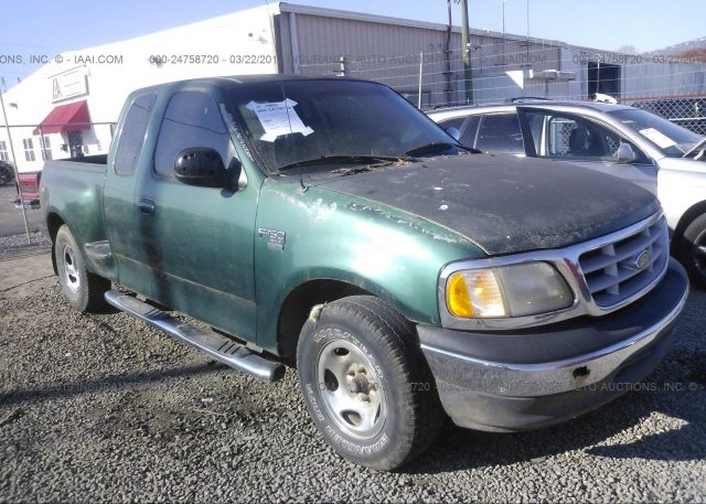 Inventory #539232715 1999 FORD F150
