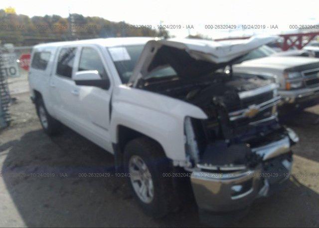 Inventory #242892203 2015 Chevrolet SILVERADO