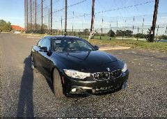 2014 BMW 435 - WBA3T3C51EP737006 Left View