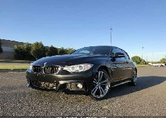 2014 BMW 435 - WBA3T3C51EP737006 Right View
