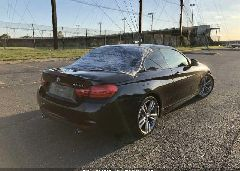 2014 BMW 435 - WBA3T3C51EP737006 rear view