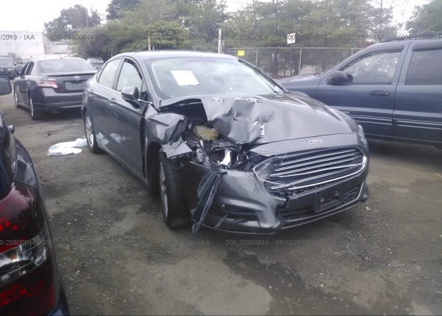 Inventory #627380821 2014 FORD FUSION