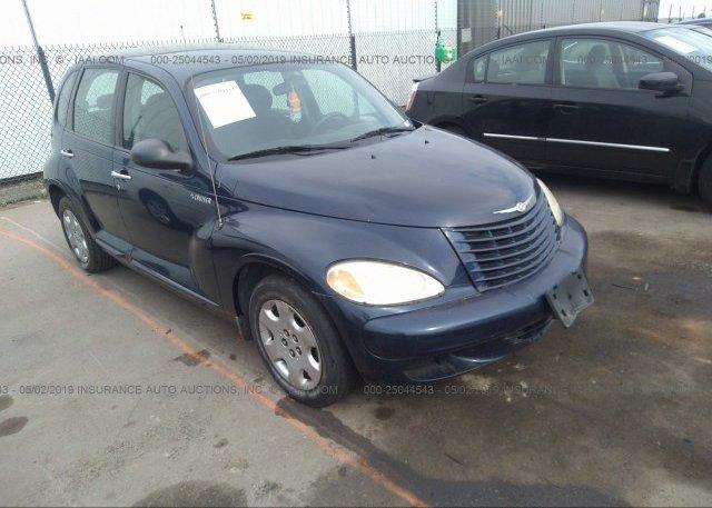 Inventory #699728935 2004 Chrysler PT CRUISER