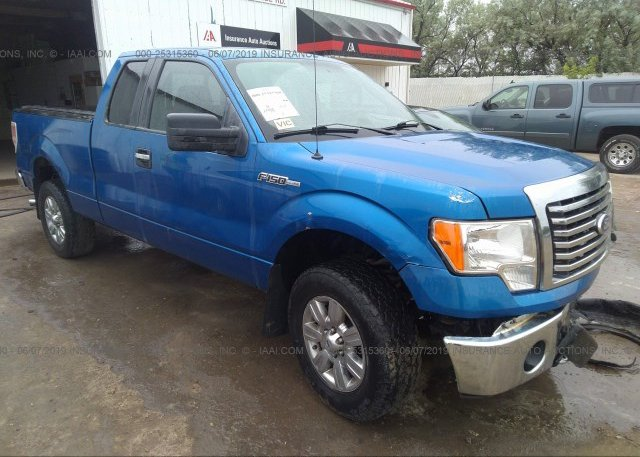 Inventory #922380816 2010 FORD F150