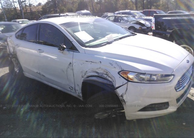 Inventory #700817163 2014 FORD FUSION