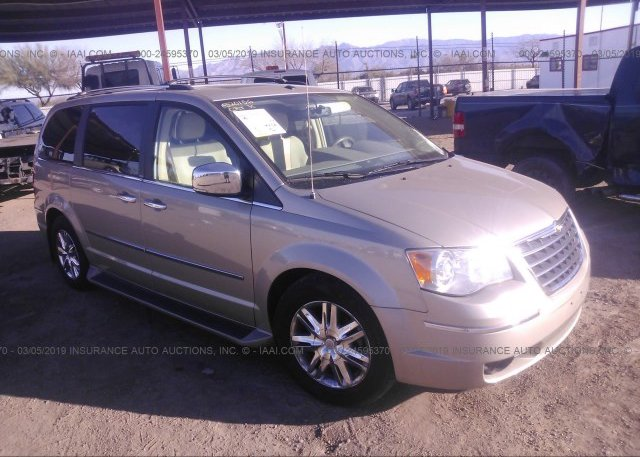 Inventory #568975603 2008 Chrysler TOWN & COUNTRY