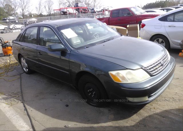 Inventory #766647405 2003 Toyota AVALON