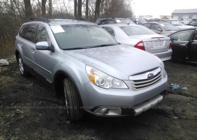 Inventory #895973809 2012 Subaru OUTBACK