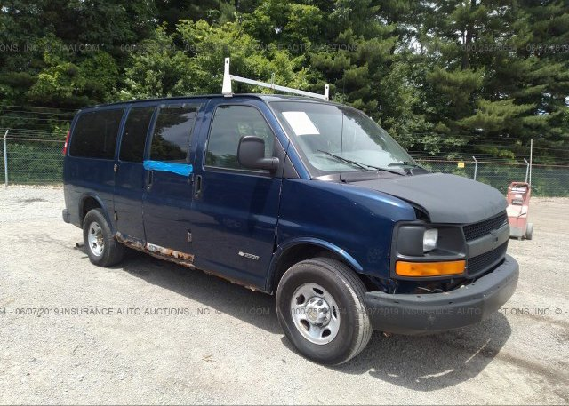 Inventory #250364643 2004 Chevrolet EXPRESS G2500