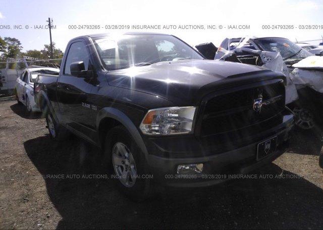 Inventory #962978882 2010 Dodge RAM 1500