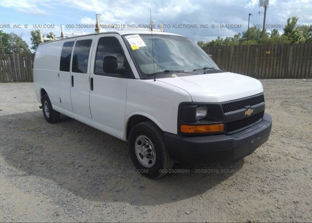 Inventory #709080489 2014 Chevrolet EXPRESS G2500