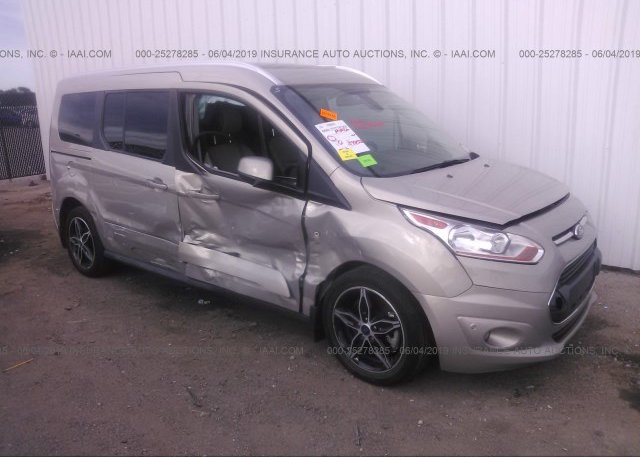 Inventory #256651038 2016 FORD TRANSIT CONNECT