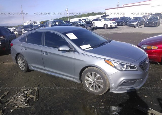 Inventory #308151871 2015 Hyundai SONATA