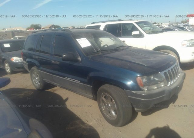Inventory #296625527 2003 JEEP GRAND CHEROKEE