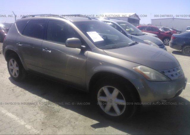Inventory #285142663 2004 Nissan MURANO