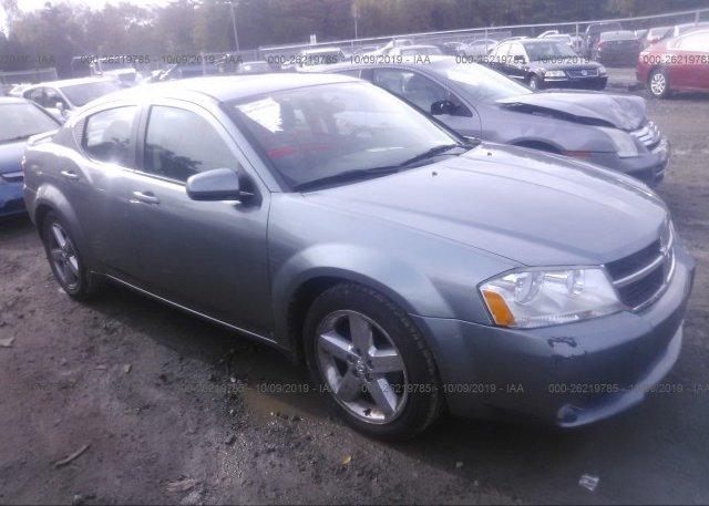 Inventory #304464169 2010 Dodge AVENGER