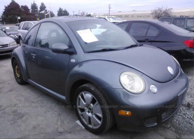 Inventory #622245367 2002 Volkswagen NEW BEETLE