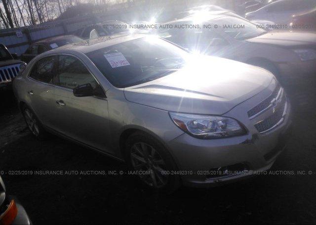 Inventory #281031432 2013 Chevrolet MALIBU