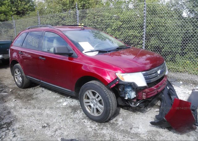 Inventory #984575046 2010 FORD EDGE