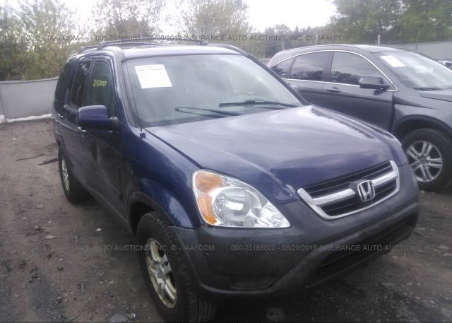Inventory #943769789 2003 Honda CR-V