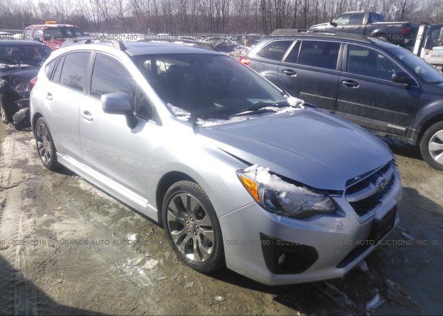 Inventory #639819914 2013 Subaru IMPREZA