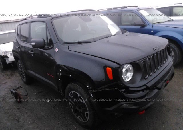 Inventory #444358397 2017 JEEP RENEGADE