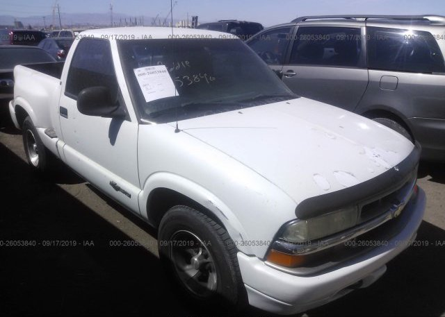 Inventory #251225630 1998 Chevrolet S TRUCK