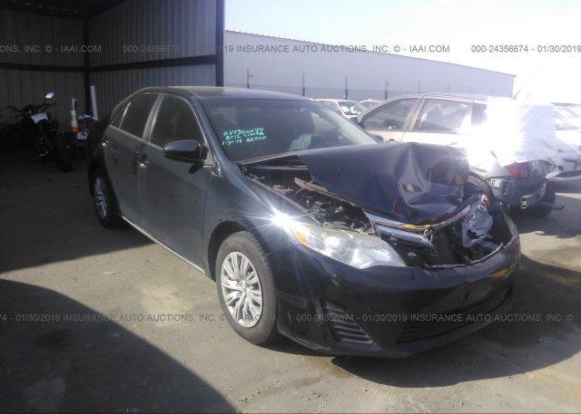Inventory #460407595 2012 Toyota CAMRY