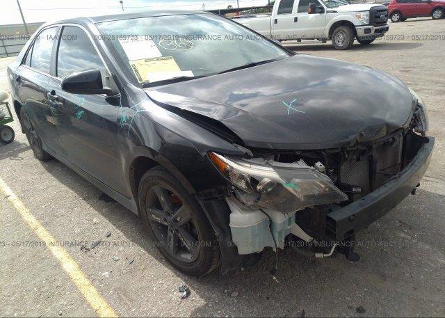 Inventory #487147942 2013 Toyota CAMRY