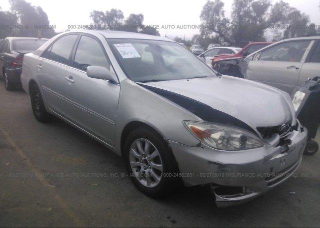 Inventory #328806582 2003 Toyota CAMRY