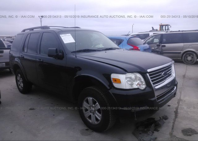 Inventory #364124565 2010 FORD EXPLORER
