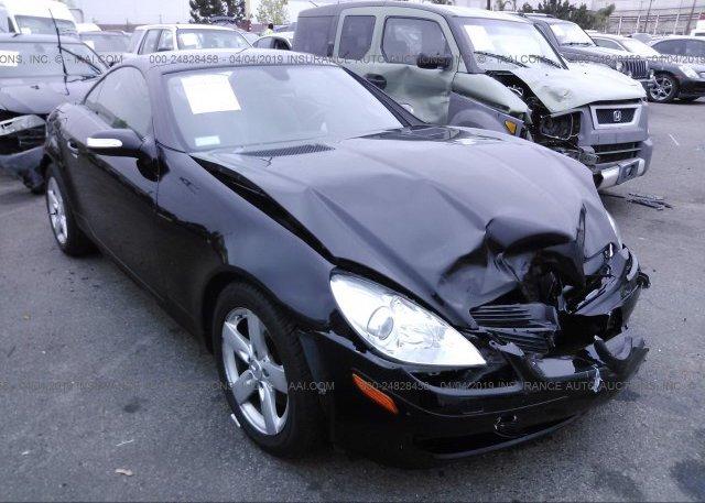 Inventory #736767387 2006 Mercedes-benz SLK