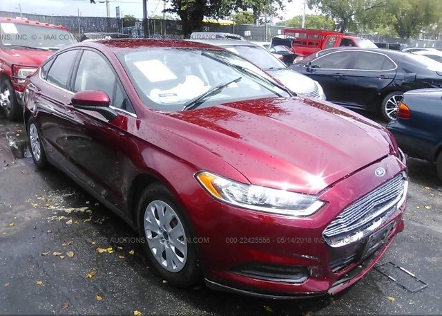 Inventory #271462441 2014 FORD FUSION