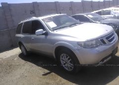 2007 Saab 9-7X - 5S3ET13S272801196 Left View